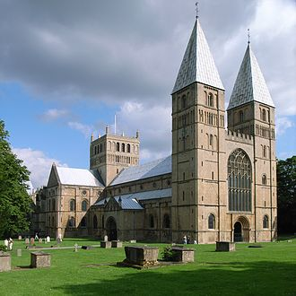 Minster (church) - Southwell Minster
