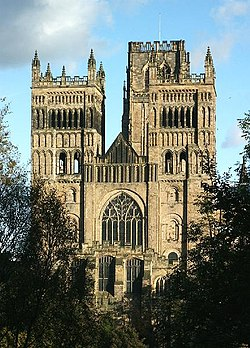 Image illustrative de l'article Cathédrale de Durham
