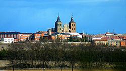 Astorga, en España.