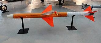 AIM-7 Sparrow - Sparrow 2 Missile