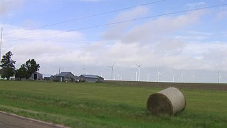 Spearville, Kansas - Image: Spearville Wind Energy Facility 553084783 35a 87dd 952 o