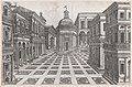 Speculum Romanae Magnificentiae- View of Buildings Adjoining the Capitol MET DP870254.jpg