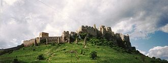 Szepes County - Spiš Castle