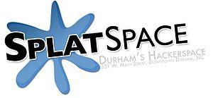 SplatSpace - Image: Splat Space Logo