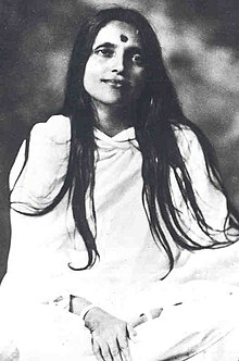 ANANDAMAYI MA - (30 APRIL 1896 – 27 AUGUST 1982)  IMAGES, GIF, ANIMATED GIF, WALLPAPER, STICKER FOR WHATSAPP & FACEBOOK