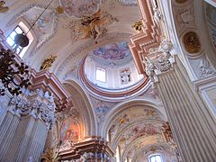 St. Anna's Church Cracow interior.jpg