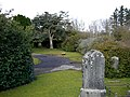 St. Duthus' Chapel churchyard, Tain - geograph.org.uk - 1777827.jpg