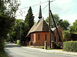 St. James' church, Sewards End, Essex - geograph.org.uk - 223502.jpg