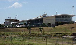 Robert L. Bradshaw International Airport