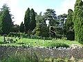 St. Nicholas Churchyard, Radstock, Somerset - geograph.org.uk - 552848.jpg