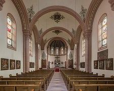 St. Venantius, Wertheim, Nave 20160802 1.jpg