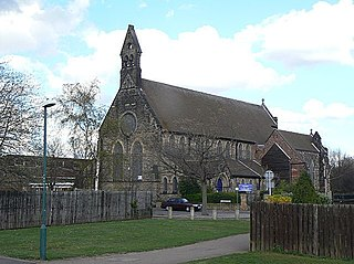 St George in the Meadows, Nottingham Church in United Kingdom