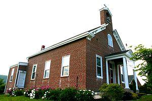 Brownsville, Maryland - St. Luke's Episcopal Church