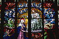 St Mary's Cathedral Basilica of the Assumption - Covington, KY - great stained glass window, crowning of BVM.jpg