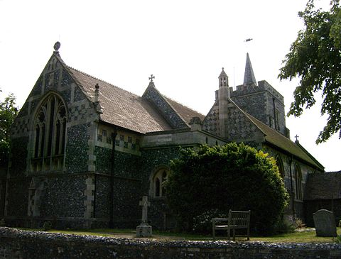 Categorie Civil parish in Hertfordshire   WikiVisually