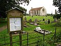 St Mary and All Saints, South Kyme - geograph.org.uk - 492163.jpg