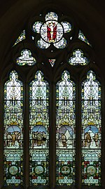 St Peter's Church, Binton - The Scott Window.jpg