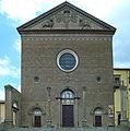 Sta Maria della Quercia Fassade.JPG