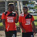 Stade rennais vs USM Alger, July 16th 2016 - Gnagnon Saïd 2.jpg