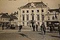 Stadhuis, Markt, Zottegem (historische prentbriefkaart) 01.jpg