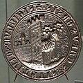 Stadtsiegel Schaffhausen 1372 Museum SH.jpg