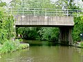 Staffordshire and Worcestershire Canal near Coven, Staffordshire - geograph.org.uk - 1361315.jpg