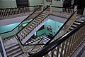 Staircase - Birla Industrial & Technological Museum - Kolkata 2012-01-11 7914.JPG