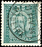 Postage stamps and postal history of Madeira - Wikipedia, the free ...