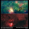 Star Formation Revealed around M17.jpg
