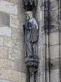 Staroměstská radnice, socha na kapli (01).jpg