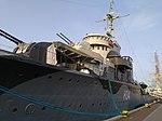 Statek muzeum ORP Błyskawica w Gdyni - sierpień 2017 - 6.jpg