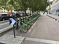 Station Vélib' Métropole St Mandé Docteur Arnold Netter - Paris XII (FR75) - 2020-10-15 - 1.jpg