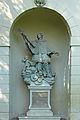 Statue Johannes Nepomuk gr - Nischenkapelle Grafenegg.jpg