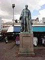 Statue of John Henry in Leicester market - geograph.org.uk - 764844.jpg