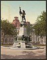 Statue of Maisonneuve, Montreal-LCCN2008679504.jpg
