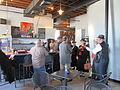 Steampunk Makers Fair Lafayette 2013 CdA Sola Cafe.JPG