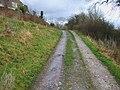 Steep stony track - geograph.org.uk - 666400.jpg