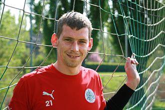 Stefan Bliem - Image: Stefan Bliem SV Mattersburg (Bild 2)