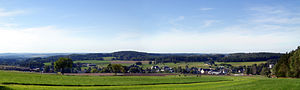 Steinberg, Saxony - District Wildenau in Steinberg