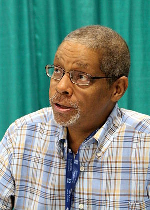 Stephen L. Carter - at the 2015 National Book Festival
