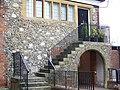 Steps near St Thomas's Church, Salisbury - geograph.org.uk - 580178.jpg