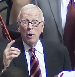 Steve Fisher in 2009.jpg