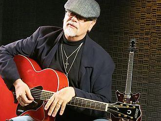 Steve Hunter - Image: Steve Hunter Guitar Player