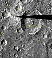 Stevinas Mėnulio Krateris Vikipedija border=