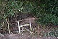Stile on path to Frittenden Road - geograph.org.uk - 1501107.jpg