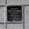Stolperstein Barsinghausen Fanny Seligmann.jpg