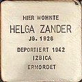 Stolperstein Helga Zander.jpg