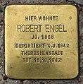 Stolperstein Motzstr 29 (Schön) Robert Engel.jpg