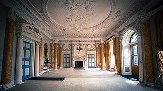 Stoneleigh Abbey - The Saloon