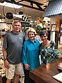 Stopped into the Maple Street Mall in Mason to check out all the vendors selling antiques and hand-crafted goods. Thanks Deb and Doug! (30456994798).jpg